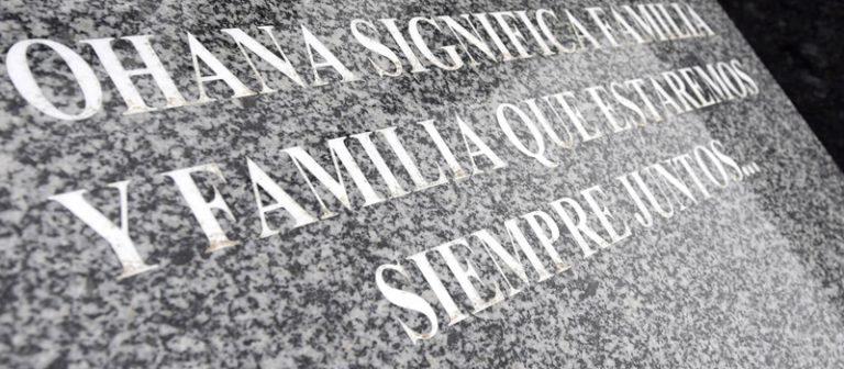 inscripciones para lápidas