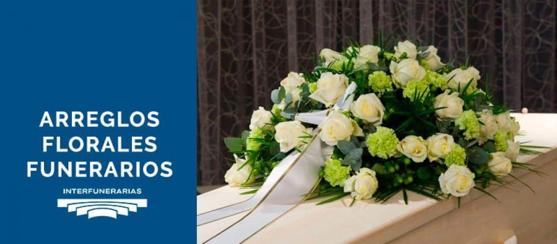 arreglo floral funerario